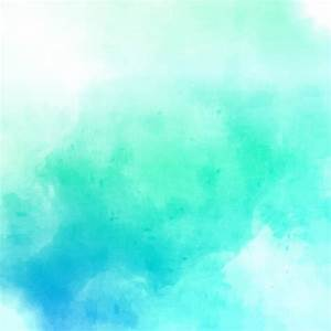Turquoise watercolor Vector   Free Download