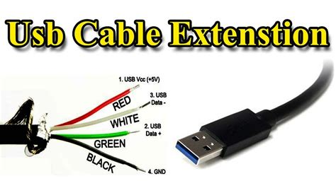 telephone  cord  usb wiring diagram usb wiring diagram