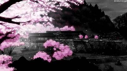 Scenery Anime Gifs