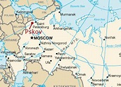 Pskov, Russia | Russia, Russia map, Space disasters