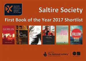 Saltire Literary Awards 2017 Shortlists Announced!