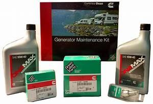 Onan A050e991 Generator Maintenance Kit For Microlite Gas