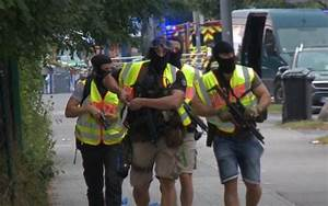 Terror Attack Friday Night at Munich Mall and Other ...