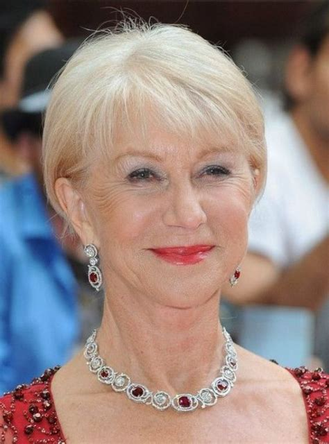 cute short hairstyles for women over 60 short hairstyles