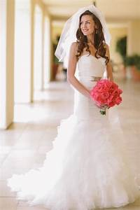 get inspired beautiful real brides with stunning wedding With bride wedding dress