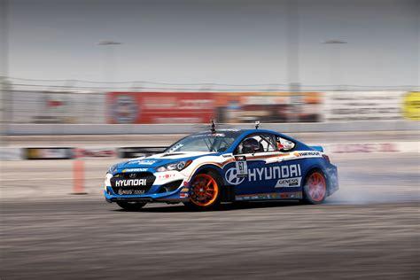 2013 Hyundai Genesis Coupe Formula Drift Car - autoevolution
