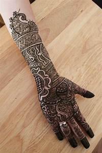 MEHNDI DESIGN: Bridal Mehndi Design / Full Hand Henna Design