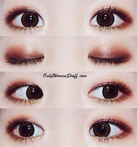 Are there makeup looks for monolids that AREN'T cut ...