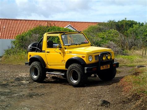 Suzuki Small Jeep by 17 Best Images About Biler 4x4 Suzuki On Cars