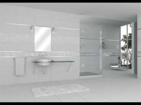 Bathroom Tiles White by Large White Bathroom Tiles Ideas