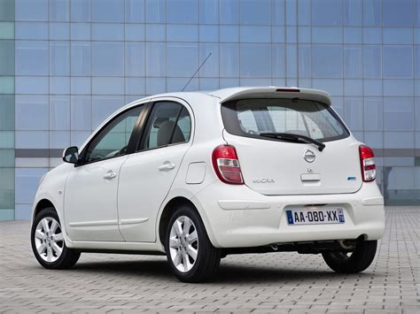 2012 Nissan Micra DIG-S Japanese car photos, accident lawyers
