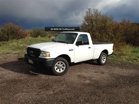 ford ranger xl standard cab pickup  door