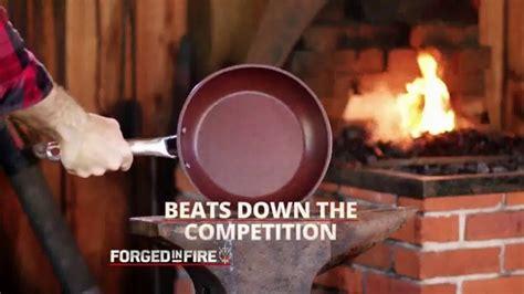 forged  fire skillet tv commercial strong bonus steak knives  cookbook ispottv