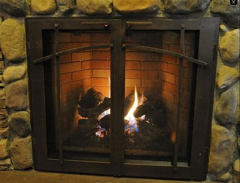 custom fireplace doors iron haus custom fireplace doors la cosse area custom