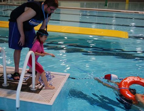 Learn About Water Safety And Go For A Free Swim On April