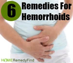 Hemorrhoids Treatment Home Remedies