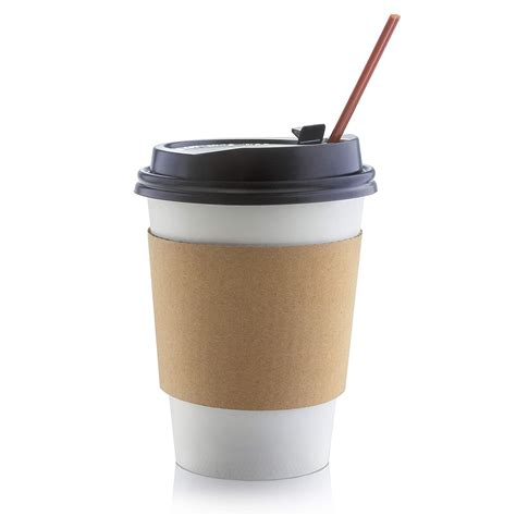 In holland we have a very popular cup named the scotty red cup! 12 Oz Paper Coffee Cups with Lids, Sleeves & Stirrers ...