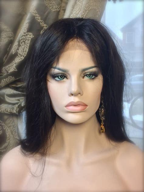 aaliyah lace wig human hair sold wigs