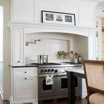 kitchen alcove ideas stove nook home decor kitchen stove