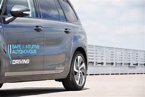 Peugeot Voiture Autonome : paris madrid sans chauffeur pour la voiture autonome psa ~ Voncanada.com Idées de Décoration