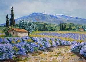 Peindre Au Pastel : annie riviere artiste peintre saint remy de provence ~ Melissatoandfro.com Idées de Décoration