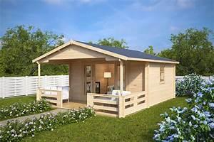 Gartenhaus Mit Terrasse : holz gartenhaus mit schiebet r franz 15m 44mm 4x5 hansagarten24 ~ Whattoseeinmadrid.com Haus und Dekorationen