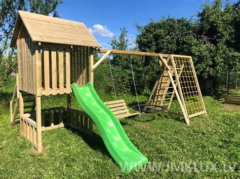 Bērnu rotaļu laukumi | JMK LUX