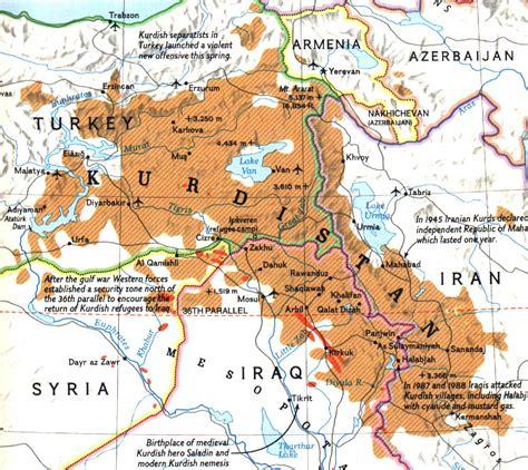 kurdistan wheres  monicas blog