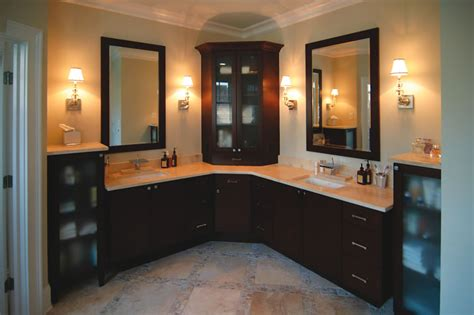 L Shaped Bathroom Vanity Cabinet by L Shaped Bathroom Vanity Cabinets 2016 Bathroom Ideas
