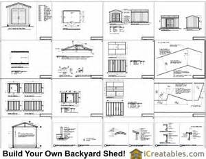 10x14 Shed Plans Pdf by September 2014 Haddi