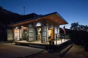 Container Haus Architekt : 11 profi tipps bevor sie ein container haus kaufen architektur traumh user zenideen ~ Indierocktalk.com Haus und Dekorationen