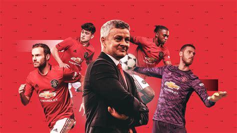 Manchester United Squad 2020 Desktop Wallpapers ...