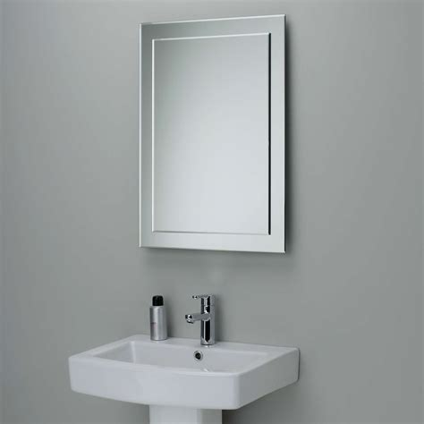Wall Bathroom Mirrors by Lewis Duo Wall Bathroom Mirror 70 X 50cm At Lewis