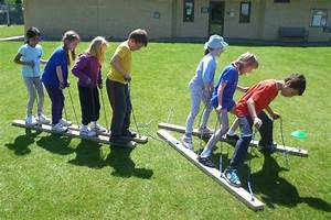 Team Building South Cambs School Sports Partnership