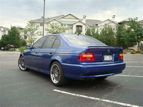 Bmw Usa Phone Number by Buy Used Bmw Custom Individual Bmw 5 Series E39 In