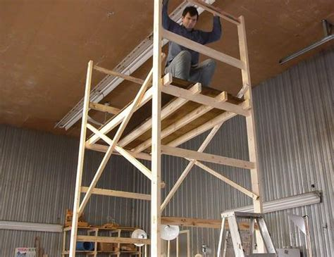 building  scaffold part