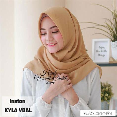 model hijab wanita cantik instagram terbaru harga