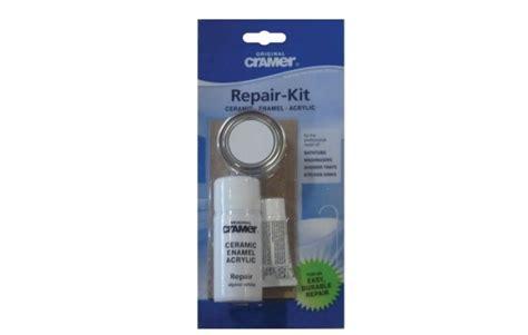 Acrylic Bath Repair by Ceramic Enamel Acrylic Repair Kit Alpine White