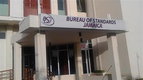bureau of standards bsj responds to auditor general 39 s report rjr