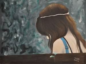 One Lonely Girl by AlwaysSmilingForYou on DeviantArt
