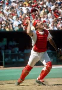 Johnny Bench Baseball