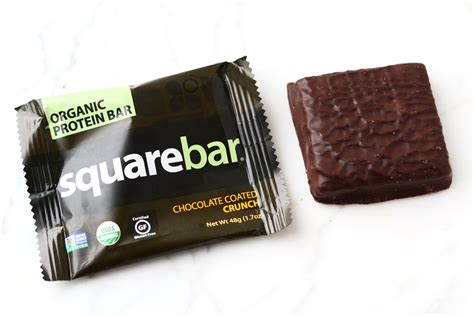 healthy packaged bars     long run