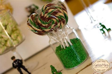 karas party ideas camouflage party planning ideas