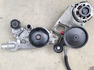 Ls1 Ls6 Corvette Front Accessory Package Power Steering