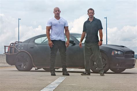 fast furious vin diesel dom five toretto universal wasn supposed