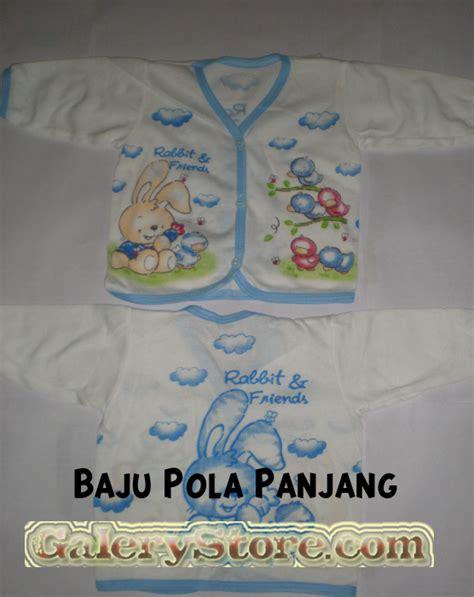 lusin setelan baju bayi pola panjang perlengkapan baby baju beautifull collection