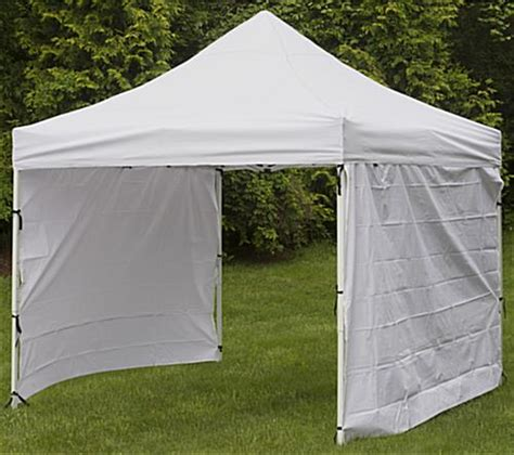 white portable canopy foot wide pop design