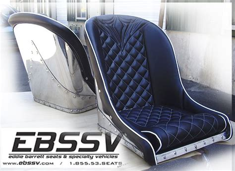 Vintage Back To Back Boat Seats by Bomber Seats Aluminum Low Back Bomber Seats