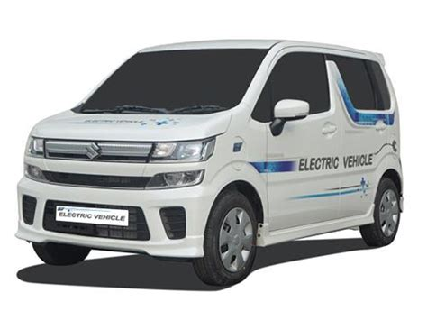 Suzuki Karimun Wagon R Gs Hd Picture by Maruti Suzuki Wagonr Electric Vehicle Ev Price Launch