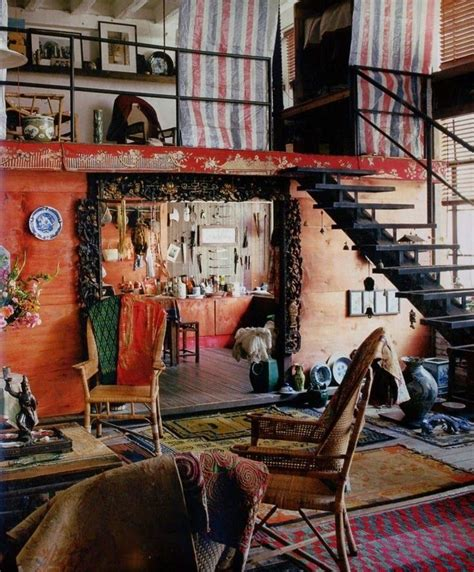 la maison boheme home tour french painter christian de
